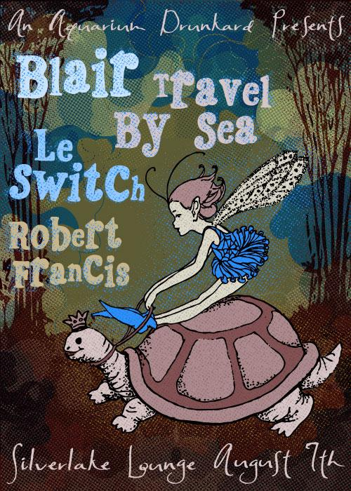blair le switch travel by sea