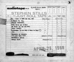 stepehen stills