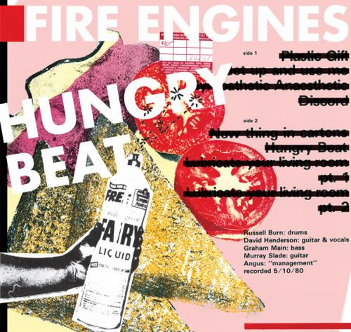 Fire Engines :: Hungry Beat (Reissue)