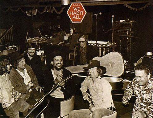 Waylon Jennings :: Honky Tonk Heroes