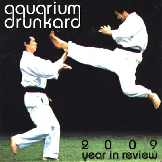 2009 AQUARIUM DRUNKARD ALBUMS