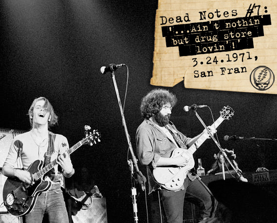 dead notes 7