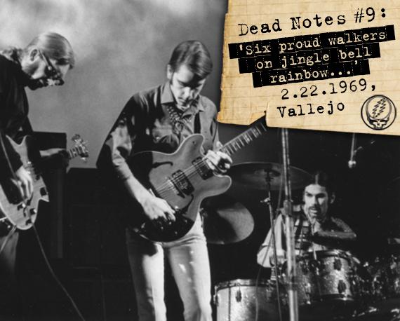 dead notes 9