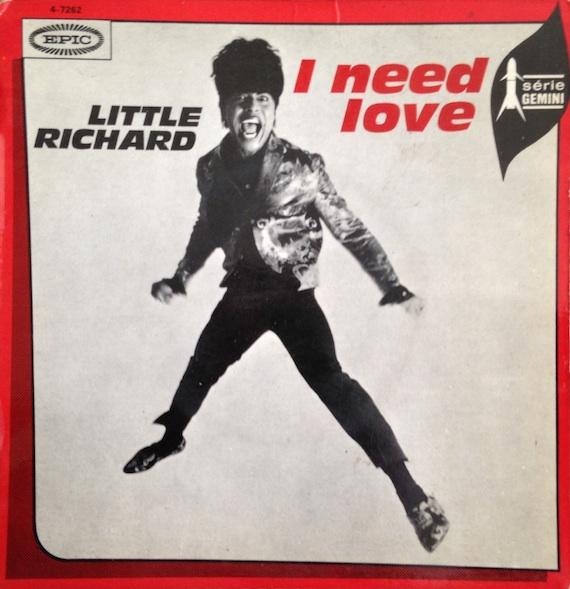 Little Richard I Need Love