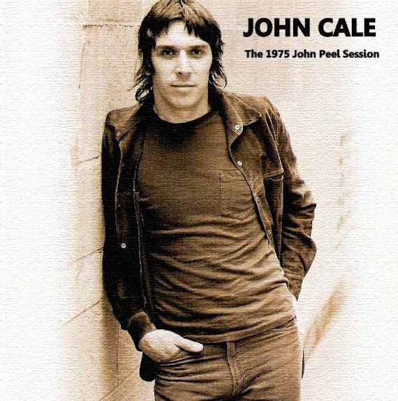 John_Cale Peel Session 1975