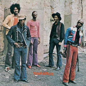 Funkadelic : Live At Meadowbrook 1971 (Vinyl Reissue) : Aquarium Drunkard
