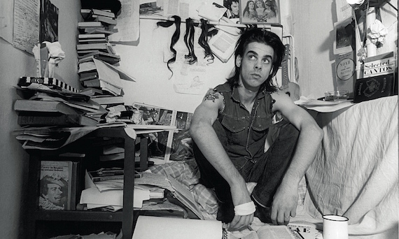 nick cave little history