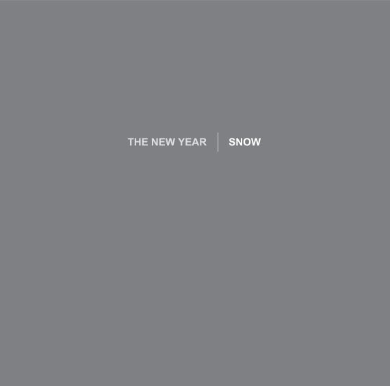 The New Year Snow Album Art