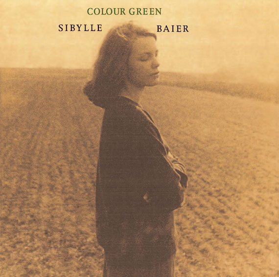 Sibylle Baier -- Colour Green