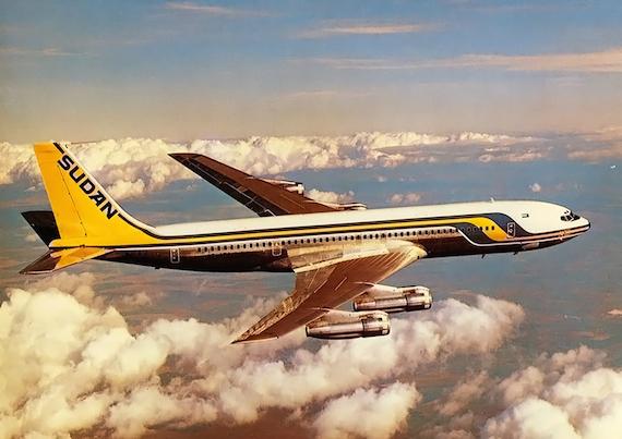 SudanAir-Boeing-707
