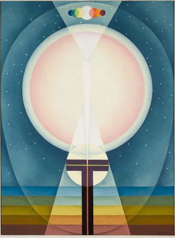 Oversoul - Emil Bisttram 1940 (1)