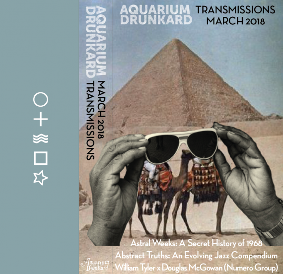 Aquarium Drunkard Feb tape3.1