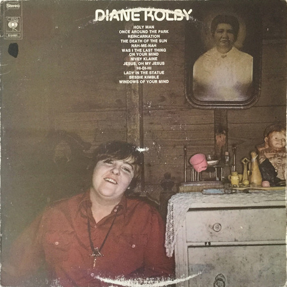Diane Kolby album cover 2