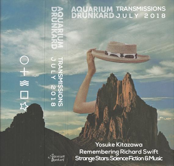 Aquarium Drunkard Feb tape3.3