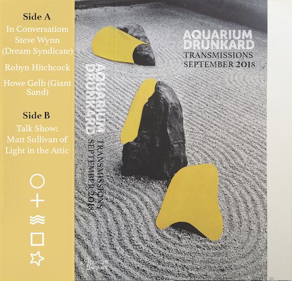 Aquarium Drunkard SEPTEMBER Tape copy