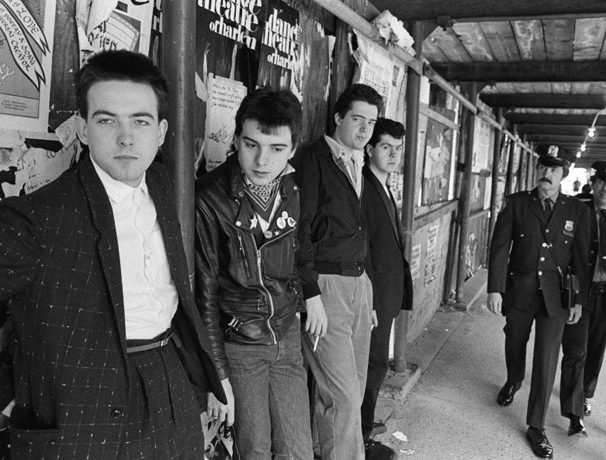 The Cure: Apeldoorn, Netherlands 1980