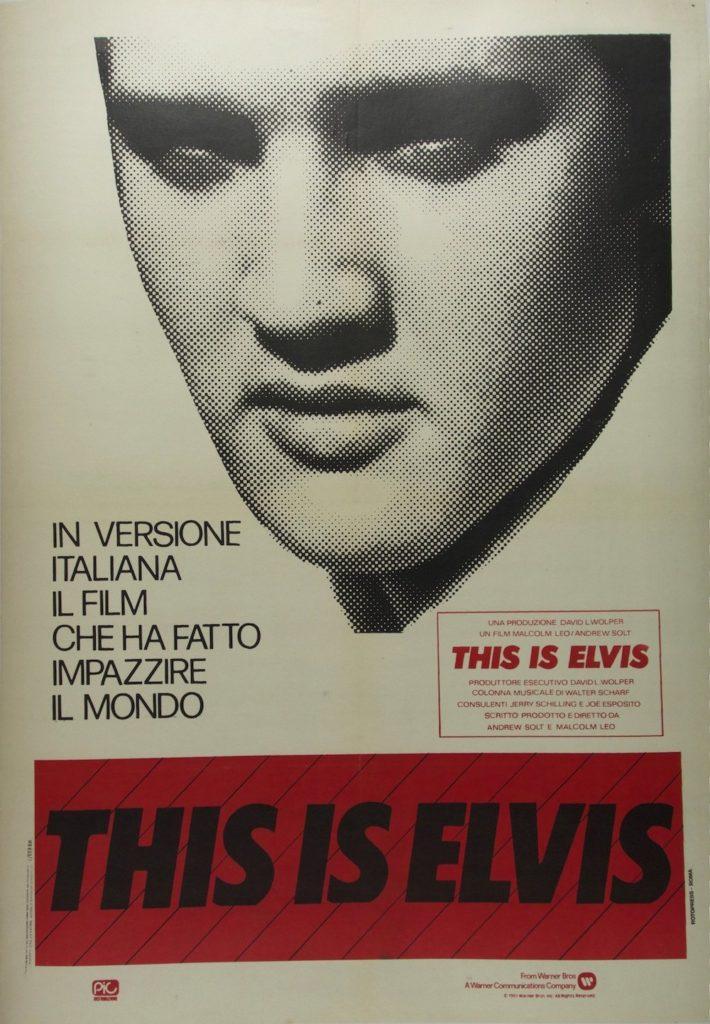 Nick Cave on This Is Elvis (1981 Film)