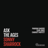 Sonny Sharrock – Ask The Ages album cover