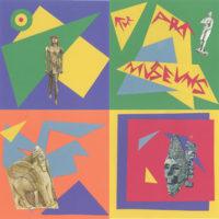 The Art Museums – Rough Frame album cover