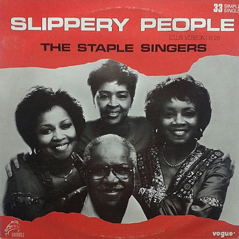 The Staple Singers: Slippery People (Soul Train, 1984) : Aquarium Drunkard