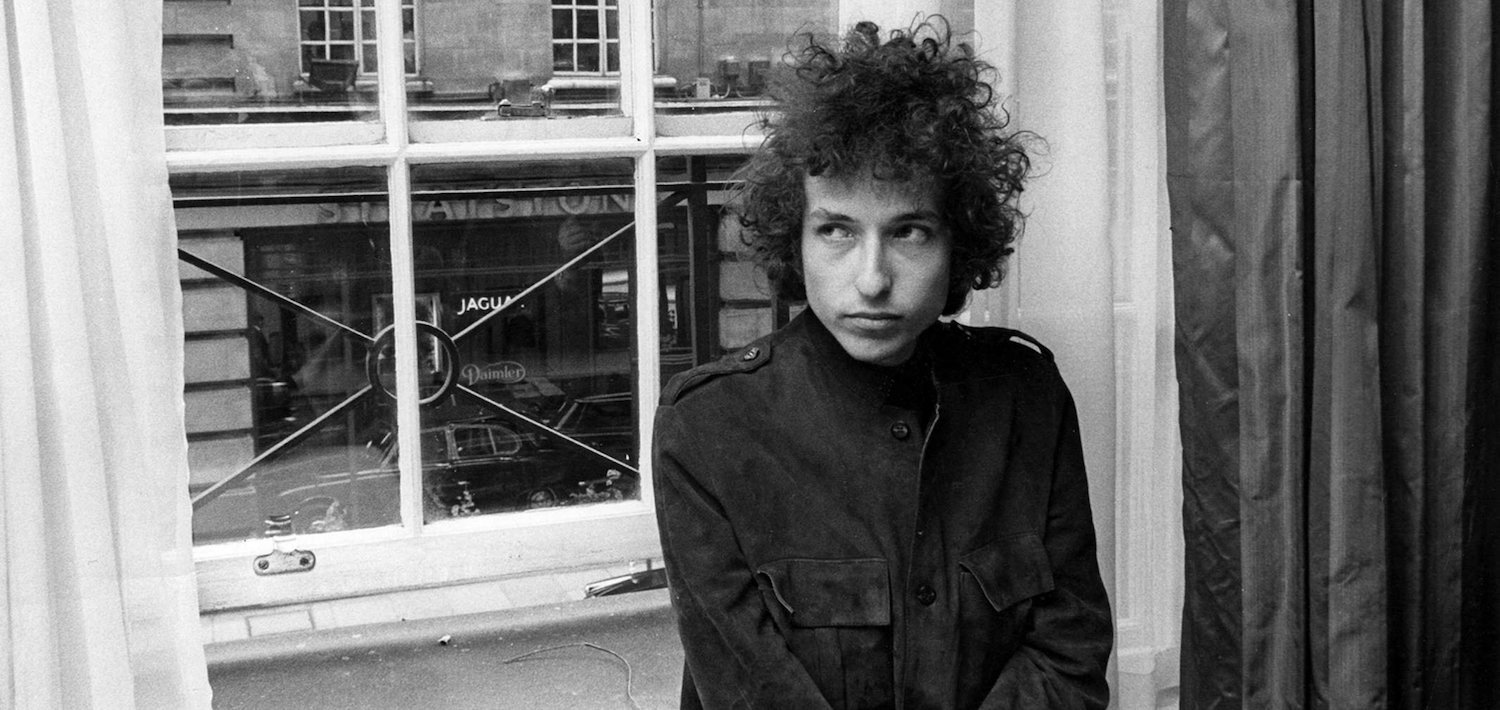 Blanks and Postage: Bob Dylan, Totally Normal Buddy