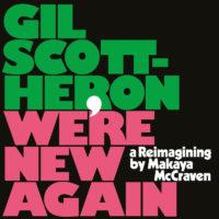 Makaya McCraven – We're New Again album cover