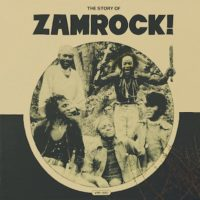 The Story of Zamrock  – 8 Reissued Records album cover