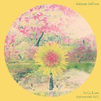 Alabaster DePlume – To Cy & Lee: Instrumentals Vol. 1 album cover