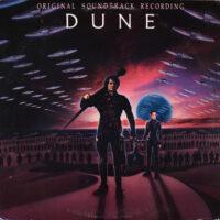 DUNE – Motion Picture Soundtrack album cover