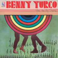 Benny Yurco – You Are My Dreams album cover