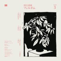 Felbm – Tape 3/Tape 4 album cover