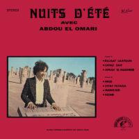 Abdou El Omari – Nuits D'Été Avec Abdou El Omari album cover