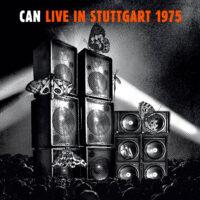 CAN – Live in Stuttgart 1975 album cover