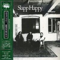 Slapp Happy – S/T album cover
