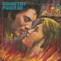 Various Artists – Country Funk Volume 3 - 1975-1982 album cover