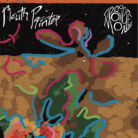 Mouth Painter – Tropicale Moon album cover